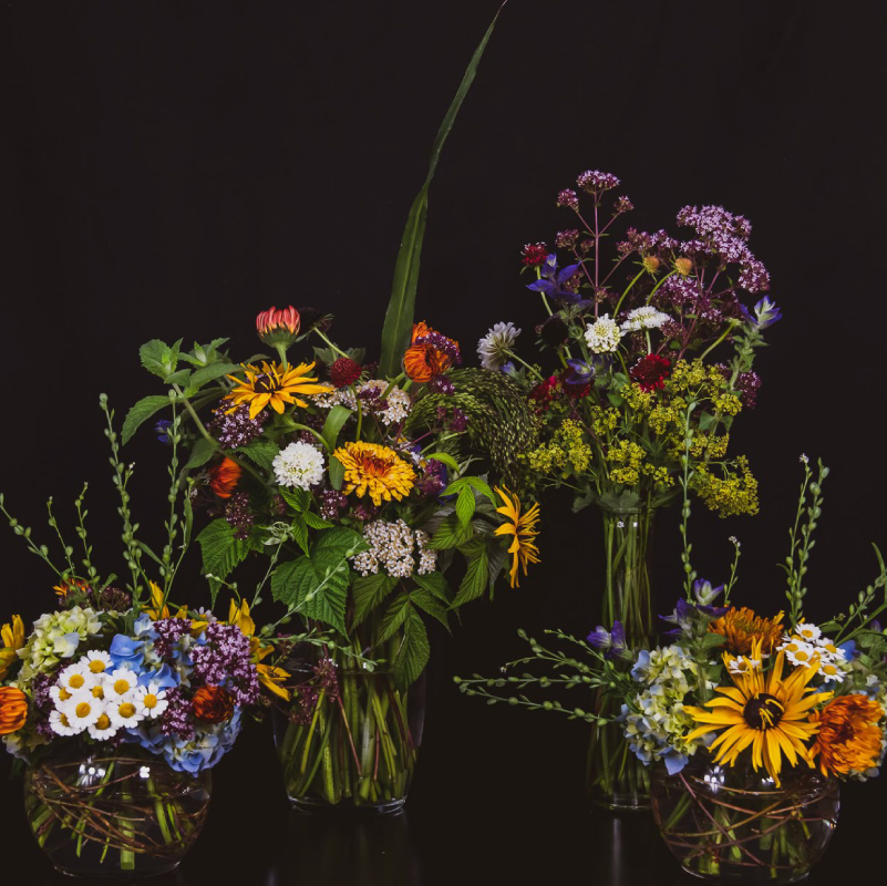 Market Bunches by Pollinate Flowers