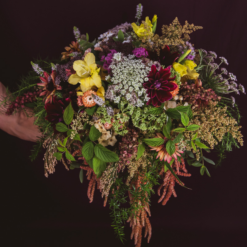 Custom Arrangement by Pollinate Flowers
